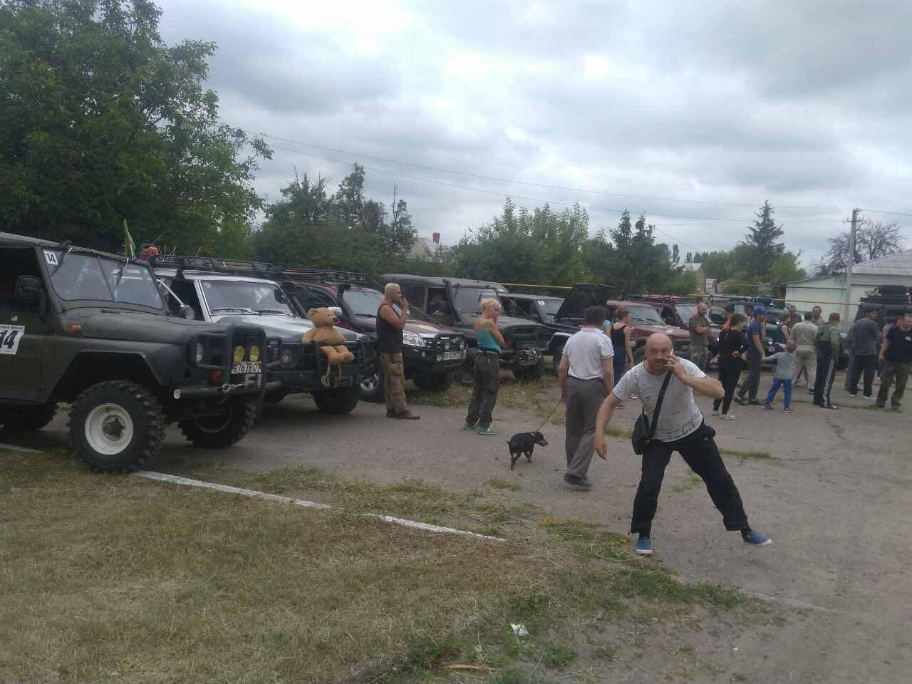 Видео репортаж ТВ Новости Ананьева «КОЗАЦЬКА СЛОБОДА»