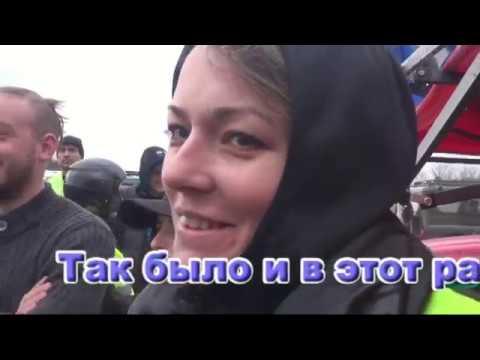 Видео «За Милых Дам» в окрестностях Одессы!