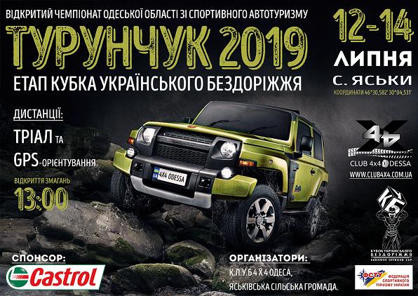 Регистрация и Регламент на «ТУРУНЧУК 2019» — Открытый Чемпионат 12 — 14 июля 2019 года.